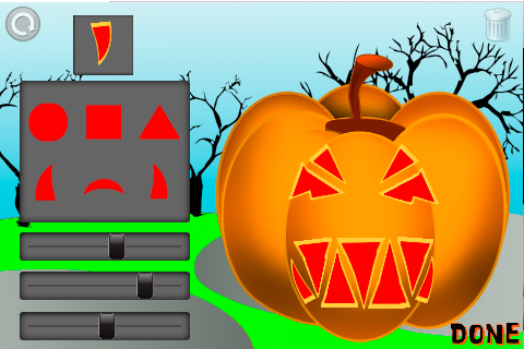 Screenshot Advanced Pumpkin Carver